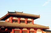 Edificios antiguos chinos — Foto de Stock