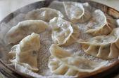 Steamed dumplings — Stock Photo