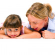 Mother and daughter — Stock Photo #7444307