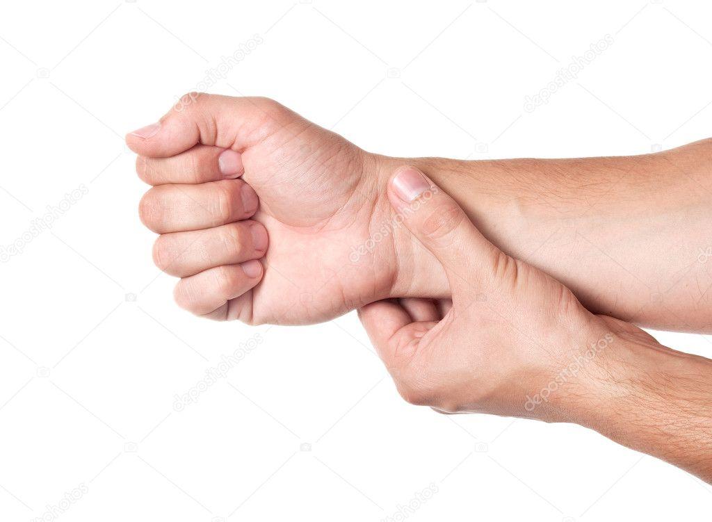 С Измерение пульса своими руками