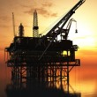 Oil Rig — Stock Photo #7108261