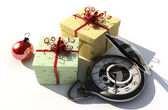 Тне Gifts — Stock Photo