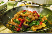 Chinese Sichuan cuisine — Stock Photo