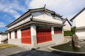 Traditional building in Dali,Yunan,China — Stock Photo