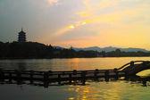 China west lake — Stock Photo