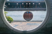 China traditional garden — Stock Photo