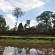 Cambodia - Angkor - Banteay Srei - Stock Photo