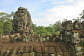 Bayon templo angkor, camboya — Foto de Stock