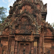 Royalty-Free Stock Photo: Cambodia - Angkor - Banteay Srei