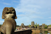 Cambodia - Angkor wat temple — Stock Photo