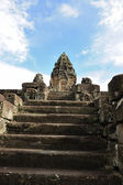 Cambogia - angkor - bakong — Foto Stock