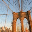 Brooklyn Bridge — Stock Photo #6862109