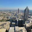 Aerial View of Atlanta — Stock Photo