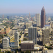Downtown Atlanta Cityscape — Stock Photo