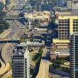 Stock Photo: Aerial View of Atlanta