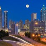 Atlanta Skyline — Stock Photo #6862388