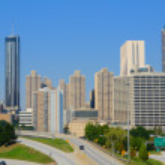 Atlanta Skyline — Stock Photo #6862401