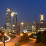 Atlanta Skyline — Stock Photo #6862420