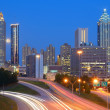 Atlanta Skyline — Stock Photo #6862449
