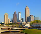 Midtown Atlanta — Stock Photo