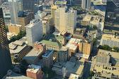 Paisaje urbano de atlanta downtown — Foto de Stock