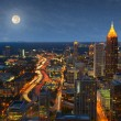 Atlanta Cityscape - Stock Photo