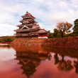 Matsumoto Castle in Matsumoto, Japan — Stock Photo #6945611