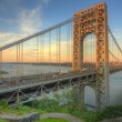 Stock Photo: George Washington Bridge