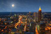 Atlanta Cityscape — Stock Photo