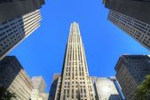 GE Building at Rockefeller Center — Stock Photo