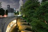 Osaka Cityscape — Foto de Stock