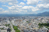 Kyoto Skyline — Stockfoto