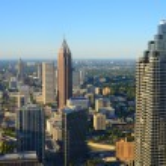 Aerial View of Atlanta — Stock Photo #7005747