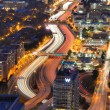Interstate 85 in Atlanta - Stock Photo