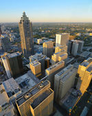Aerial View of Atlanta — Foto de Stock