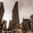 Stock Photo: Flatiron District