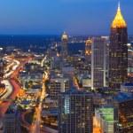 Atlanta Georgia — Stock Photo