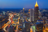 Atlanta Georgia — Stock Photo