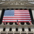 Stock Photo: new york stock exchange