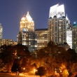 Midtown Atlanta Cityscape - Foto Stock