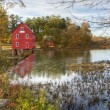 Stock Photo: Old Grist Mill