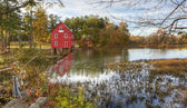 Old Grist Mill — Stock Photo