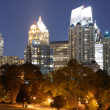 Midtown atlanta stadsgezicht — Stockfoto