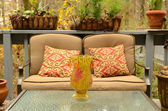 Patio Furniture — Stock Photo
