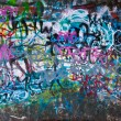 Street Graffiti Background - Stok fotoğraf