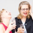 Stock Photo: Women Party