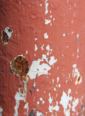 Brown metal pipe grunge texture — Foto Stock