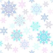 Vektorové bezešvé vánoční ozdoba — Stock vektor