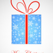 Royalty-Free Stock Vector Image: Christmas gift