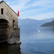 Stock Photo: Lombardy. Major Lake